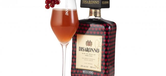 Moschino e Disaronno: il liquore diventa fashion