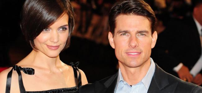 Tom Cruise ammette, Katie Holmes lo ha lasciato per colpa di Scientology