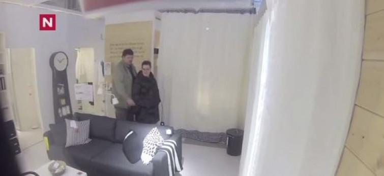 Intrappolati dentro IKEA, non riescono a trovare l'uscita [VIDEO]