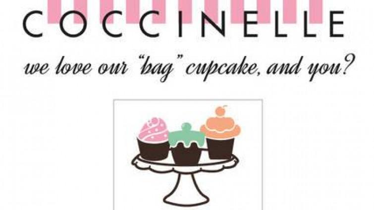 Coccinelle a Milano per il Cupcake Day!