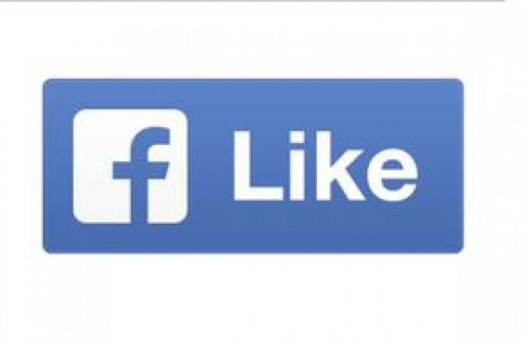 """Facebook elimina il pollice alzato logo di """"Mi piace"""""""