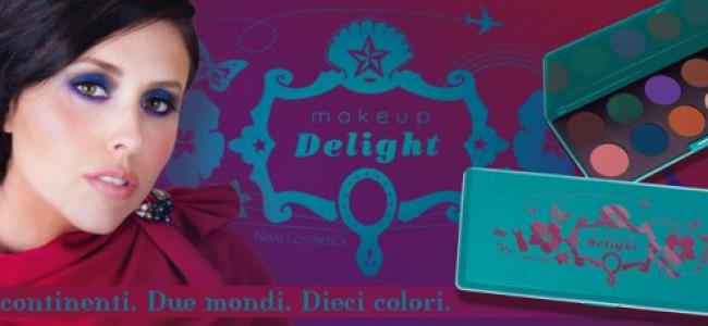 Giuliana Makeup Delight lancia la sua palette in collaborazione con Neve Cosmetics! [VIDEO]