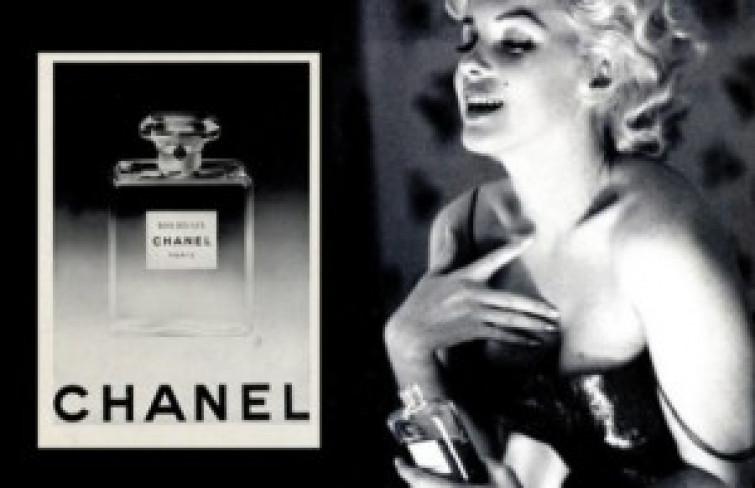 Marilyn Monroe testimonial per Chanel n°5 (VIDEO)