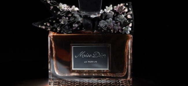 Limited edition per il profumo Miss Dior