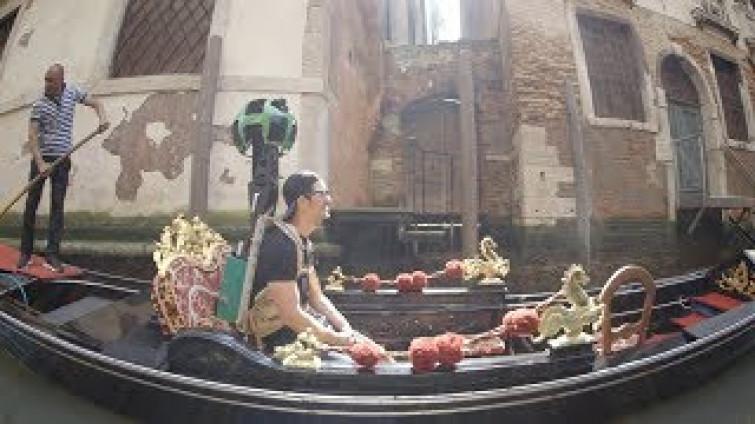 Una passeggiata per Venezia grazie a Google Maps [VIDEO]