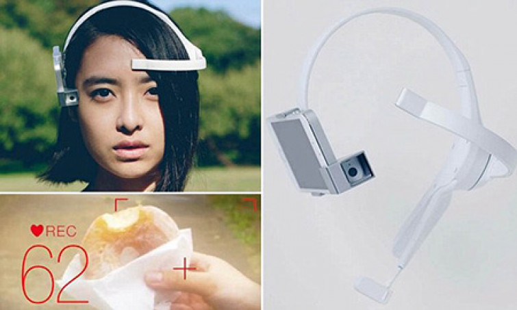 Neurocam: la fotocamera del pensiero (VIDEO)