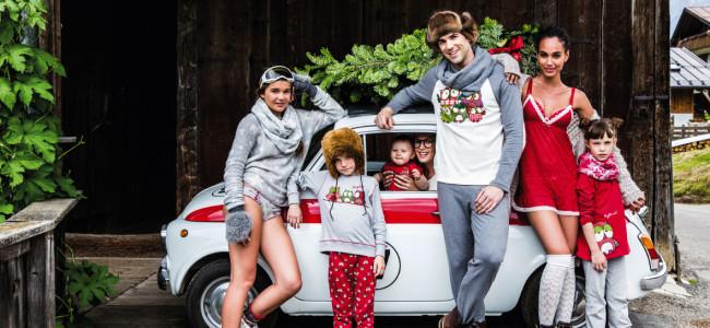 La collezione natalizia di Benetton