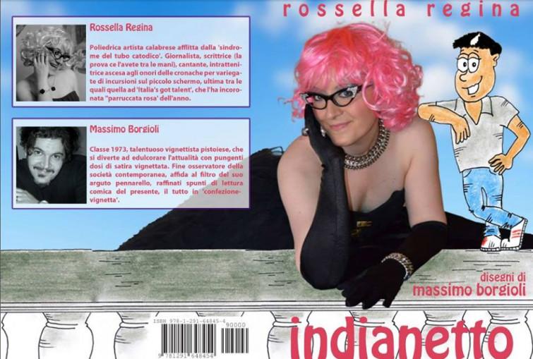 Rossella Regina dopo Italia's got talent ecco il suo libro