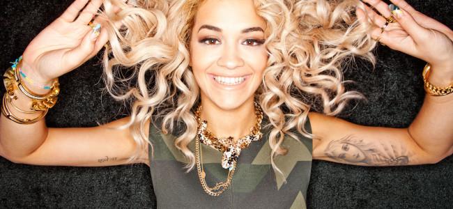 "Rita Ora reciterà in ""Cinquanta sfumature di grigio"""