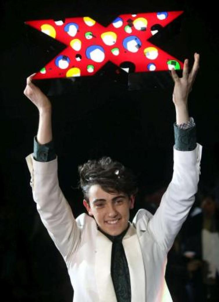 E' Michele il vincitore di X Factor 7