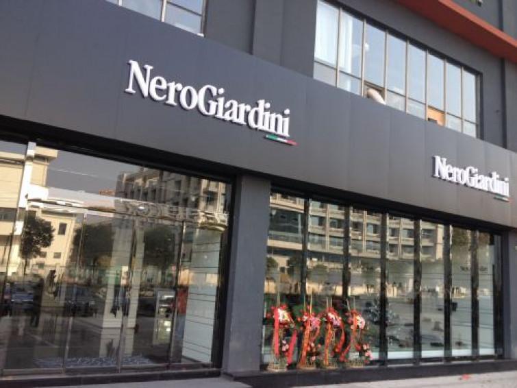 Nuovi store Nero Giardini a Roma e Chieti