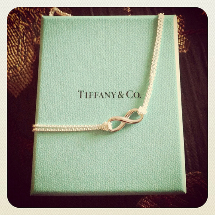 """Tiffany Infinity: la collezione """"infinitamente"""" romantica e chic marchiata """"Tiffany & Co."""""""