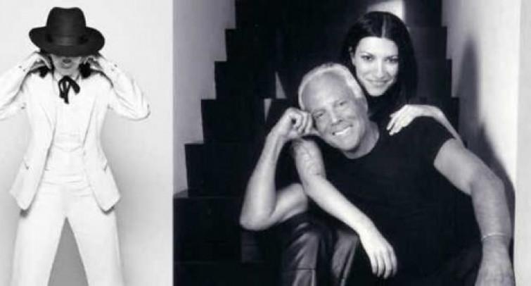 Laura Pausini indossa abiti Armani al The Greatest Hits World Tour