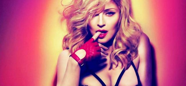 Sei nuovi brani in regalo per i fans di Madonna