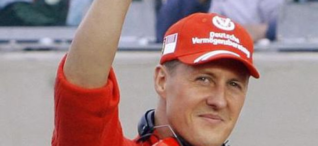 Notizia shock: Michael Schumacher in coma
