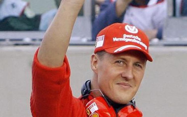 C'è il filmato nella telecamera indossata da Schumacher