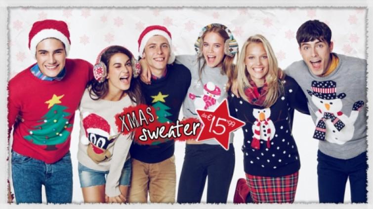 più recente 52562 a3c3f A Natale i Xmas Sweaters di Alcott