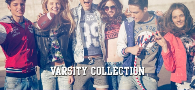 Alcott Varsity Collection