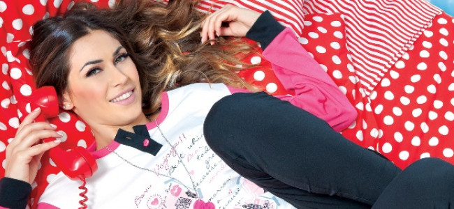 Melissa Satta per Buccia di Mela (FOTO)
