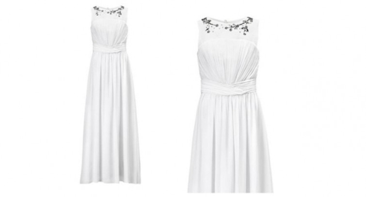 Abiti da sposa low cost: da marzo abito da sposa H&M a 79,95€
