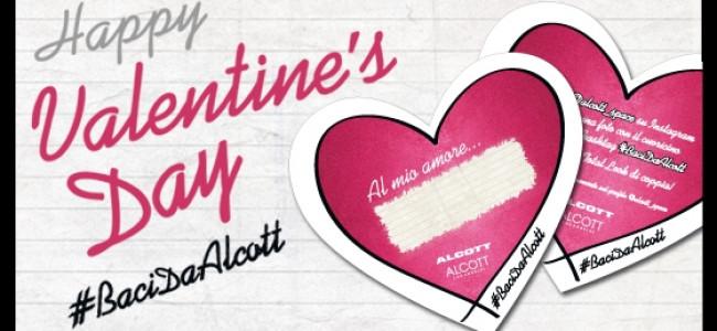 Le iniziative Alcott per San Valentino