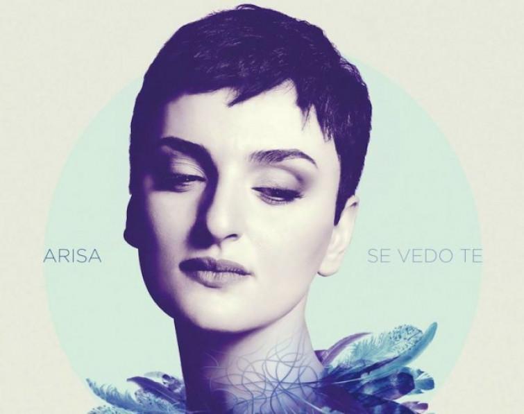 """Arisa a Sanremo con due brani del suo nuovo album, """"Soffrirò a lasciarne uno"""""""