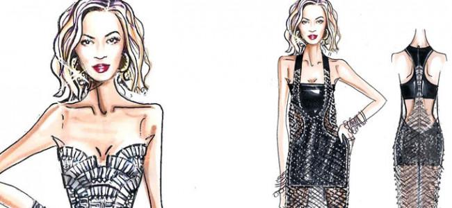 Beyoncè vestirà Versace durante il suo Tour 2014