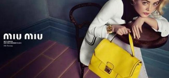 Presentata la nuova borsa Miu Miu