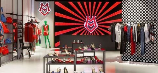 Primo flagship Love Moschino a Milano