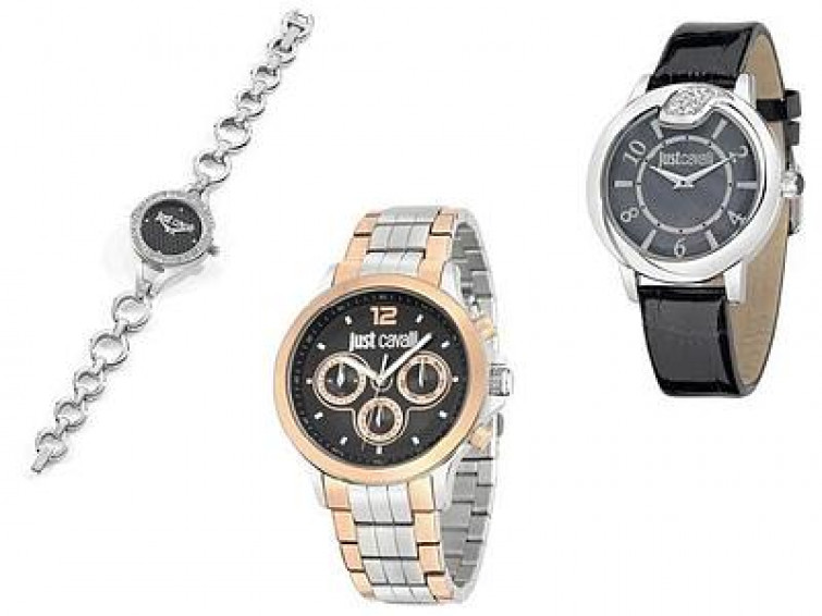 Just Cavalli: le nuove collezioni di orologi