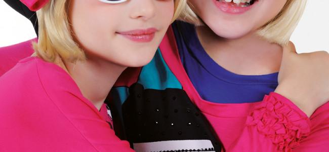Laura Biagiotti presenta le nuove collezioni Gold e eyewear da bambina