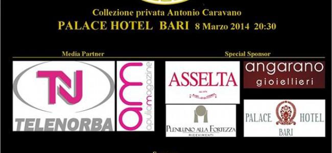 """Michele Miglionico ospite al """"Versace Dejà Vu"""""""