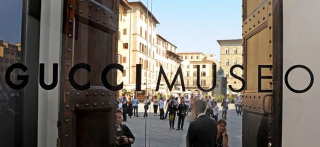 Gucci Museo: adesso è possibile visitarlo online