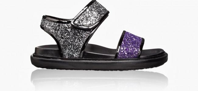 Marni presenta la collezione limited edition dei sandali Fussbett