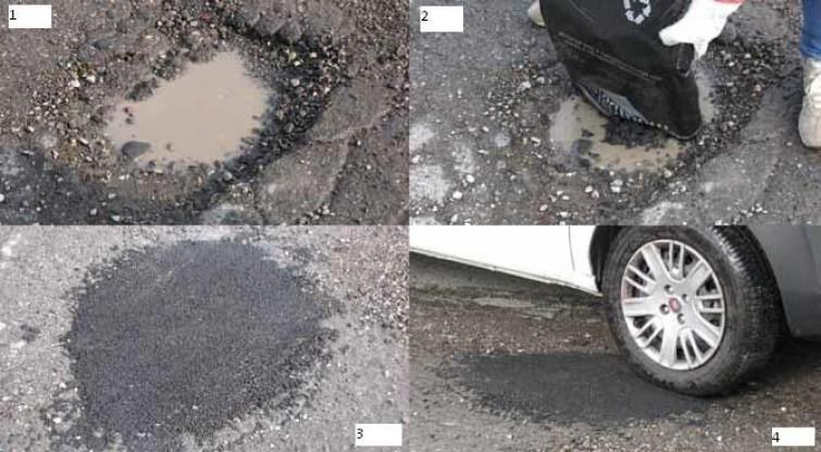 Buche stradali? Ci pensa Potholess