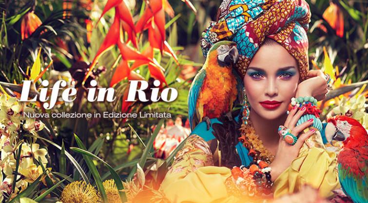 Life in Rio: la nuova collezione limited edition di Kiko
