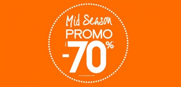 Mid Season Promo: gli scontissimi di Alcott da oggi 16 Aprile