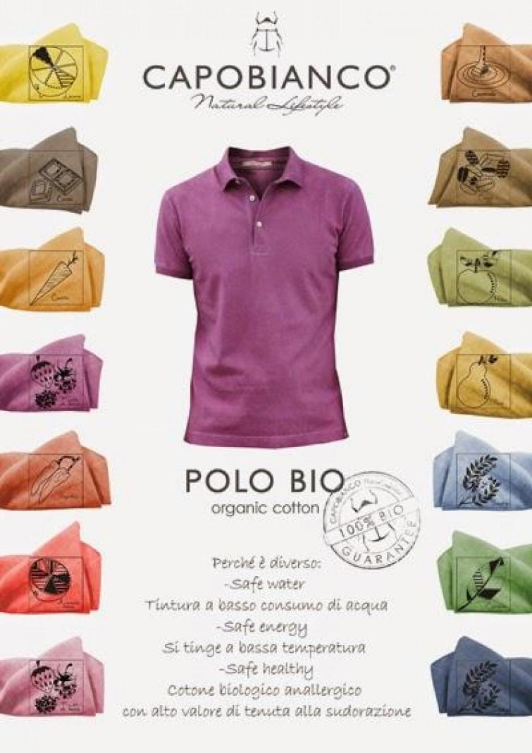 """Polo """"alla frutta"""" di Capobianco"""