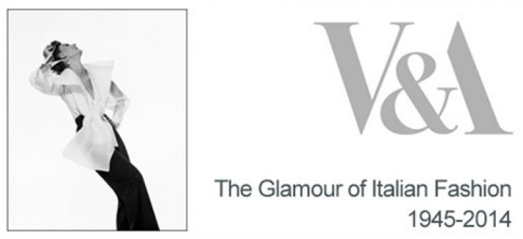 "A Londra la mostra ""The Glamour of Italian Fashion"""