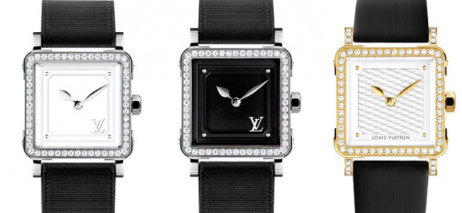 Louis Vuitton Emprise: i nuovi orologi ispirati all'iconico baule