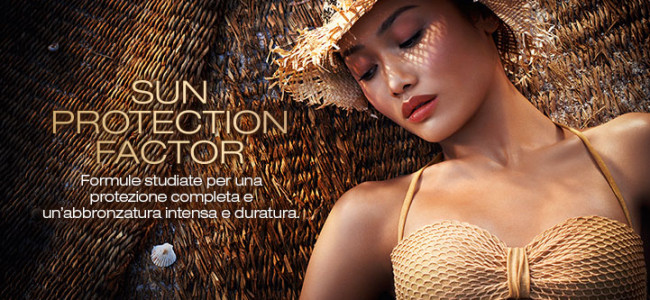Sun Protection Factor di Kiko