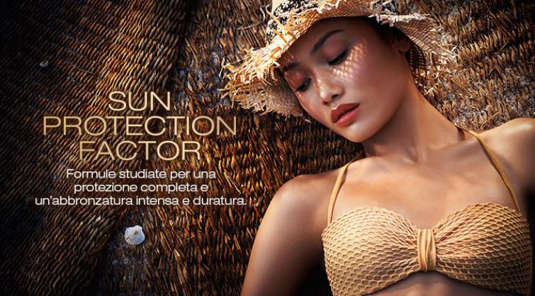 Sun Protection Factor di Kiko