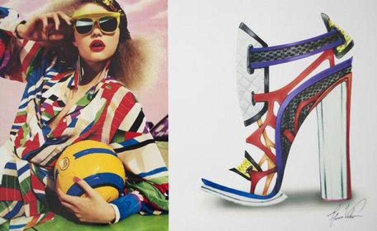 """""""Un talento per la Scarpa"""" è stato vinto dal designer messicano Francisco Javier Velazquez Hernandez"""