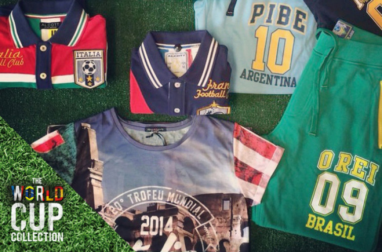 """La """"World Cup Collection"""" di Alcott"""