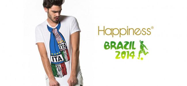 Happiness si ispira ai Mondiali di Calcio