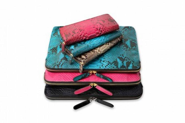 La nuova borsa dal look wild di Zagliani