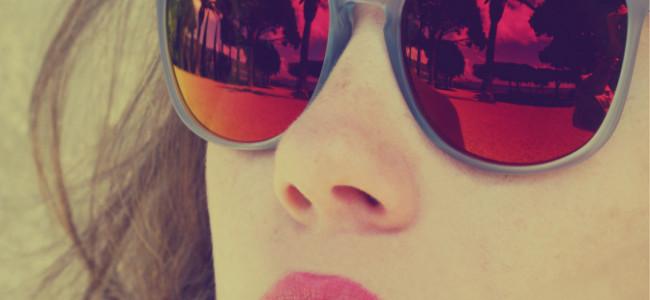 Occhiali a specchio: il must have dell'estate 2014