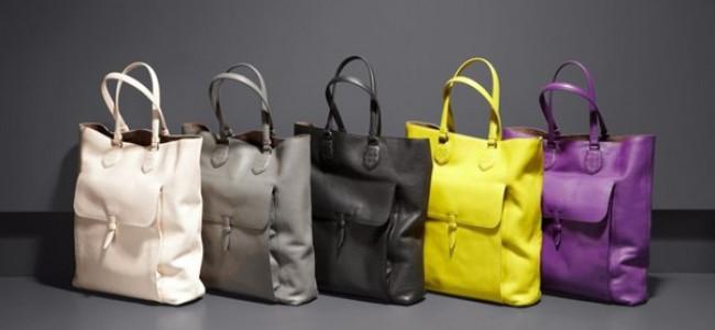 La borsa con tasca per tablet di Bottega Veneta