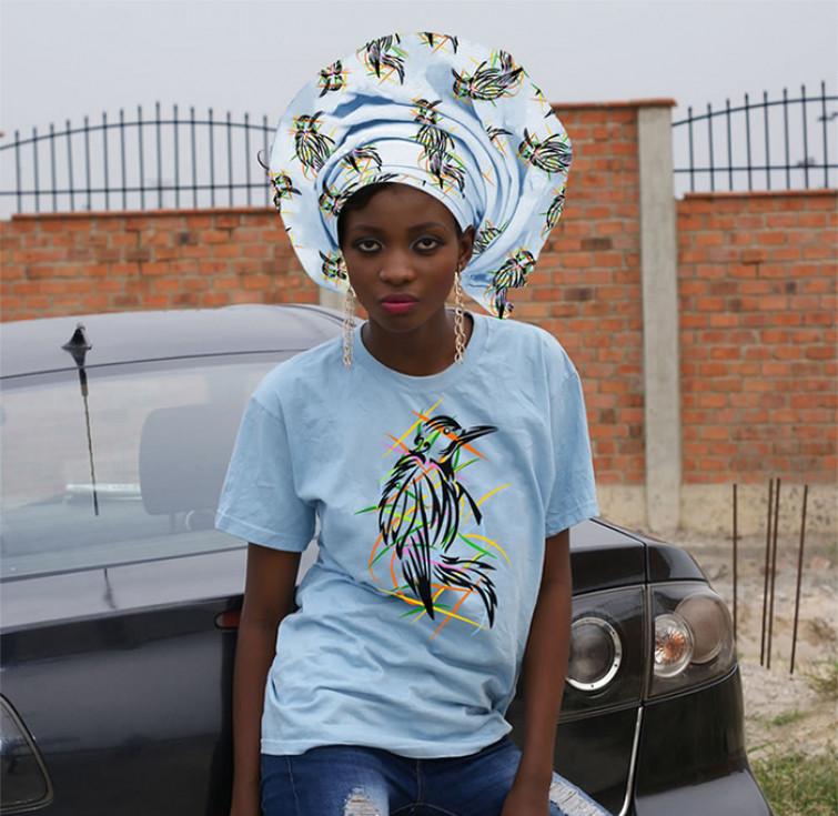 La sciarpa-turbante: la nuova moda nigeriana