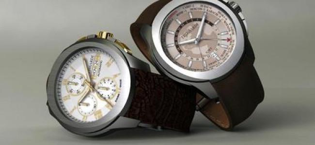 In autunno arrivano gli orologi nati dalla collaborazione tra Trussardi e Morellato Group
